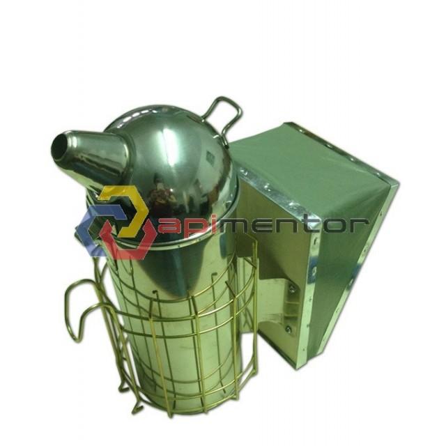 Afumator inox, cu tub, 23 cm-106020C